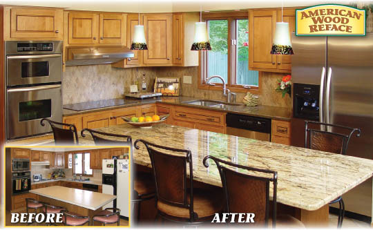Kitchen Cabinets Akron Ohio Kitchen Cabinet Refacing  Cleveland Akron Charlotte And Hilton .