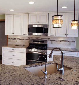 Kitchen Cabinet Refacing Charlotte, N Carolina - American Wood Reface