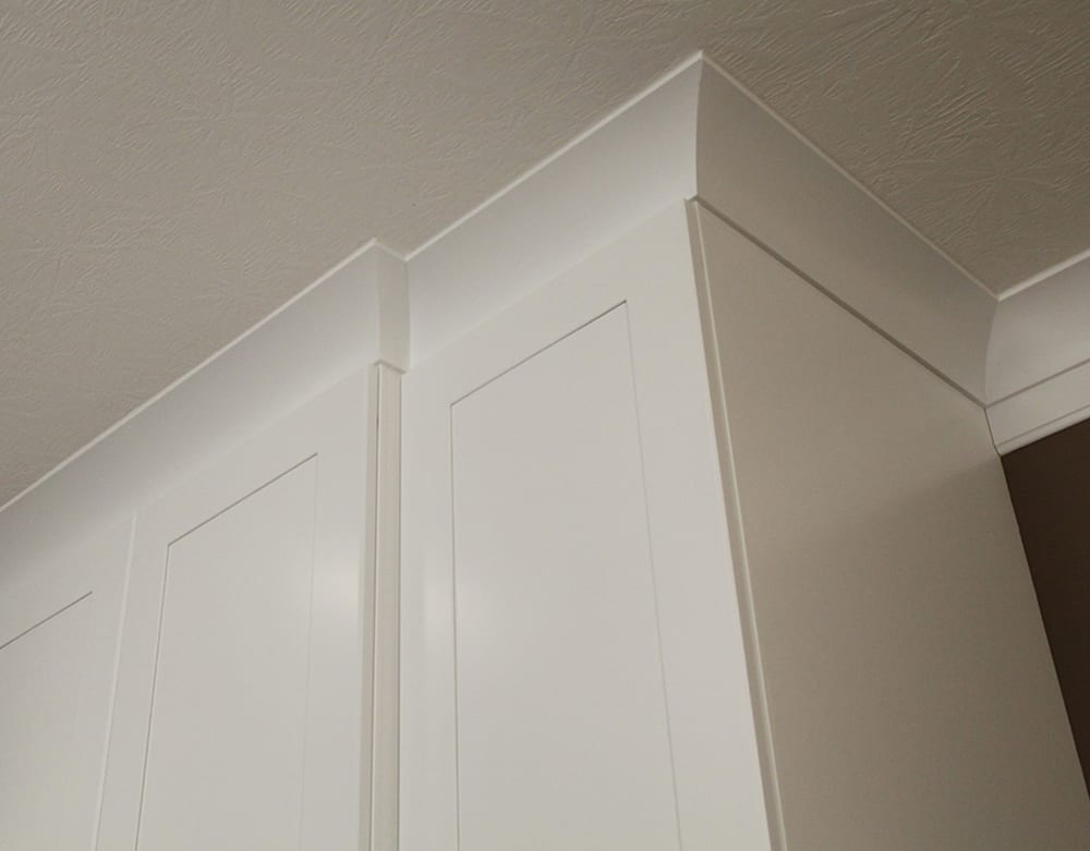 Extending Kitchen Cabinets To Ceiling American Wood Reface