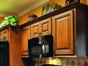 Select Cherry Wood Cabinet