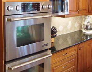 Refurbished kitchen appliances
