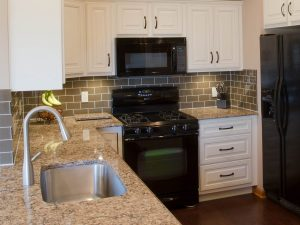 Traditional remodeled kitchen by American Wood Reface