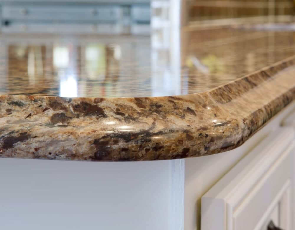 Ogee Countertop Edge Style