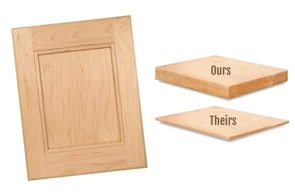 Cabinet Refacing Comparison