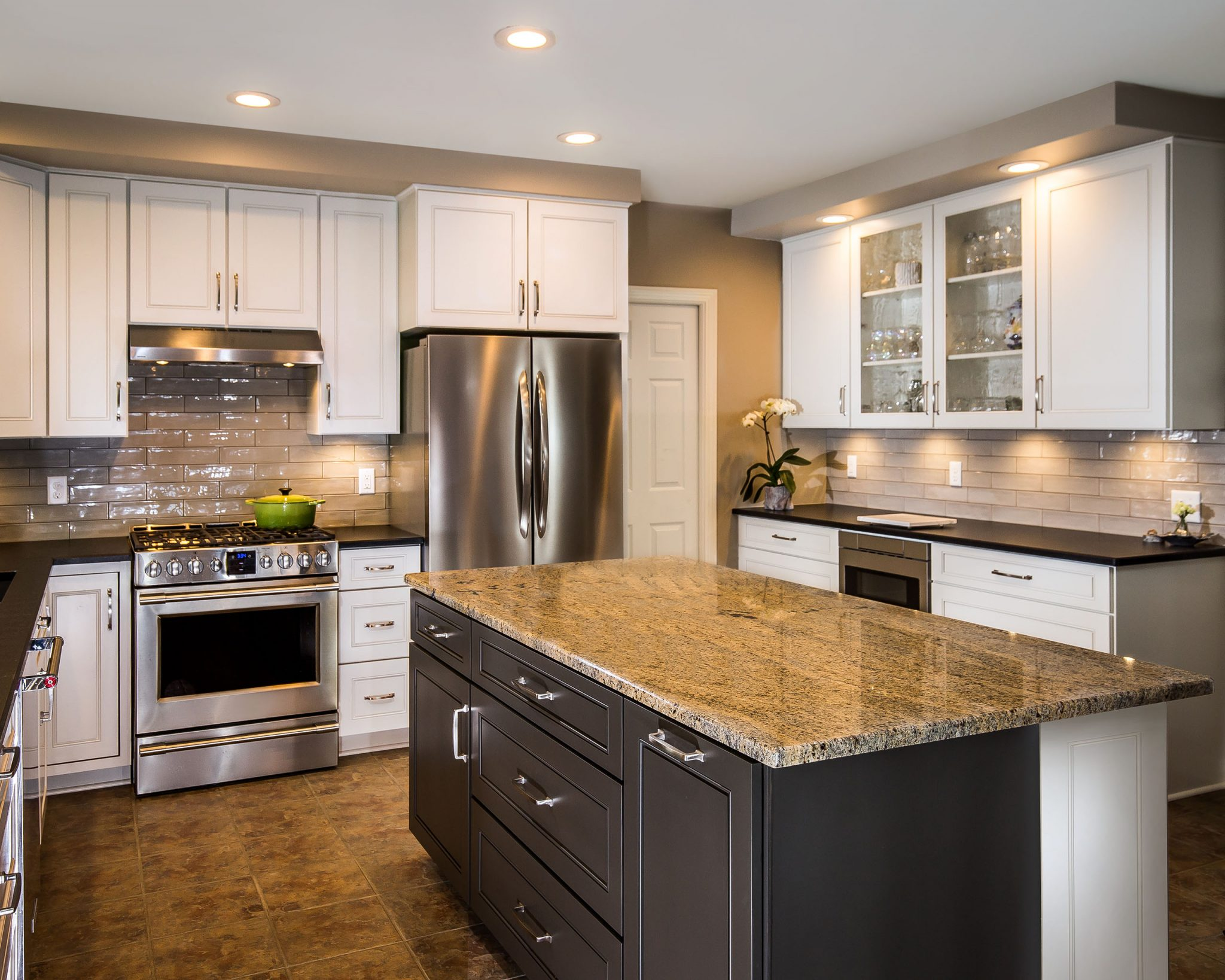 Kitchen Remodeling Medina Ohio American Wood Reface