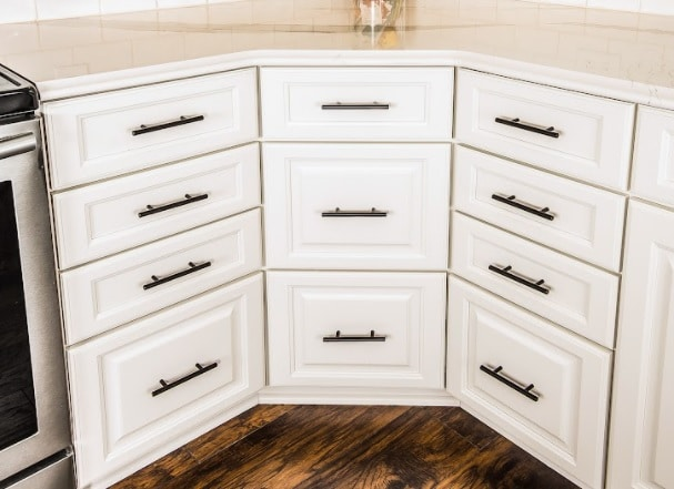 (Kitchen Cabinets - Functional Kitchen Cabinet Ideas